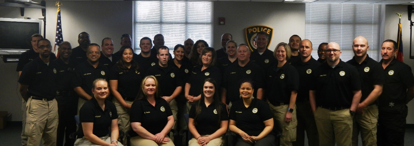 30 Graduate from 7th Partners' Crisis Intervention Team