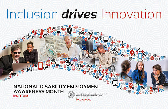 #NDEAM - Inclusion Drives Innovation